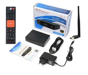 Image 5 - Gtmedia v7s hd completo receptor de satélite DVB S2 decodificador de tv + usb wifi atualização por freesat v7 tv receptor caixa de tv sat nenhum aplicativo incluído