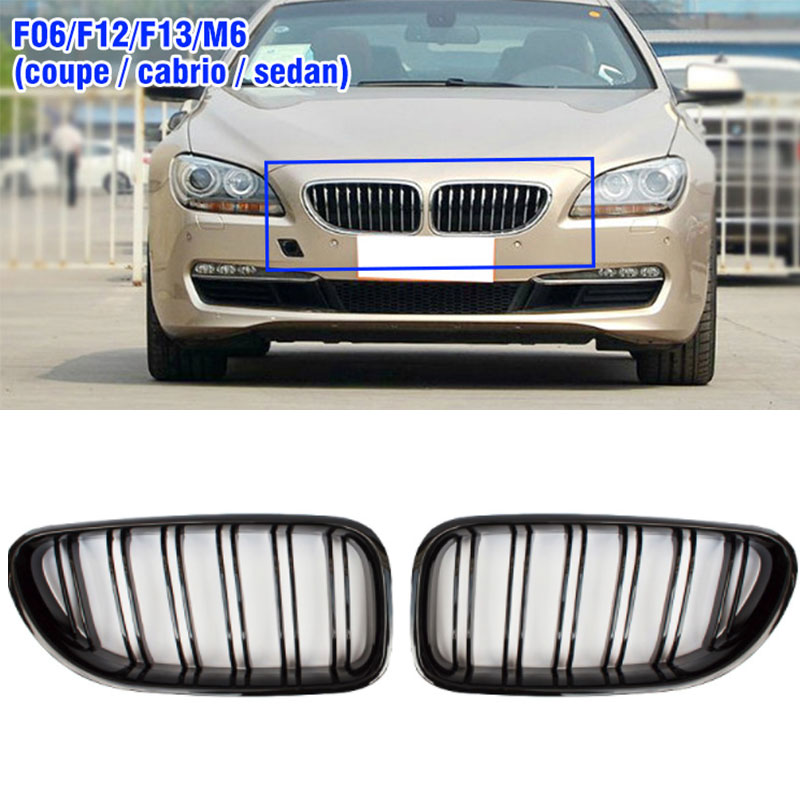 2015 2016 BMW 640I 650I M6 GRAN COUPE WATERPROOF CAR COVER W//MIRRORPOCKET Black