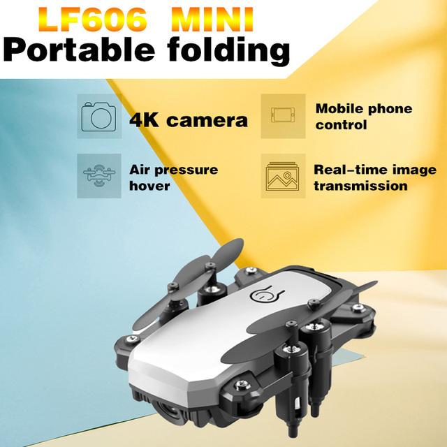 LF606 Mini Drone with 4K Camera