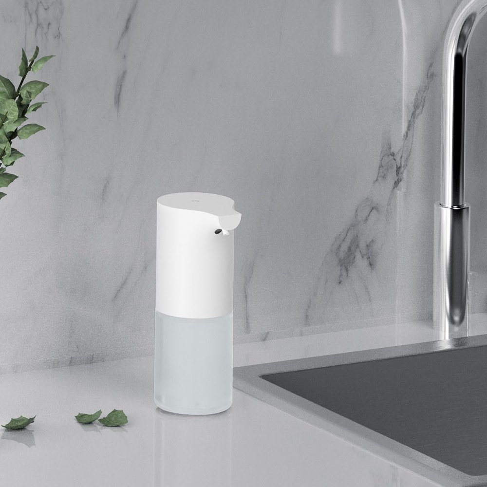 Xiaomi Automatic Induction Sensor Foaming Soap Dispenser Infrared Foaming Hand Washer IPX4 Soap Dispensers For Bathroom/Kitchen