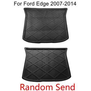 Image 5 - Bandeja trasera de espuma EVA y PE para maletero, forro para maletero, alfombrilla de coche de carga para Ford Edge Escape Focus fusión Fiesta Mondeo, envío aleatorio