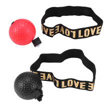Equipment-Accessories MMA Punch-Ball Head-Band Reflex-Ball Fighting Kick-Boxing Exercise
