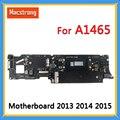 Протестированная оригинальная материнская плата A1465 для MacBook Air 11