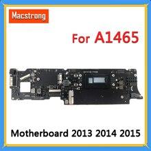 Carte mère pour MacBook Air A1465, 11 pouces, carte graphique 1.3 go, 4 go/1.7 go, 8 go RAM (820 3435 A 2013, 2014)