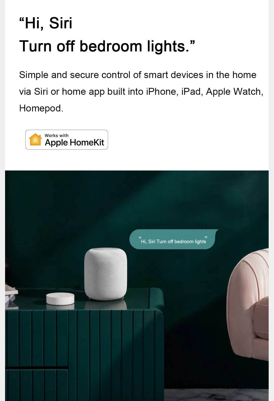 mijia app apple homekit casa inteligente hub
