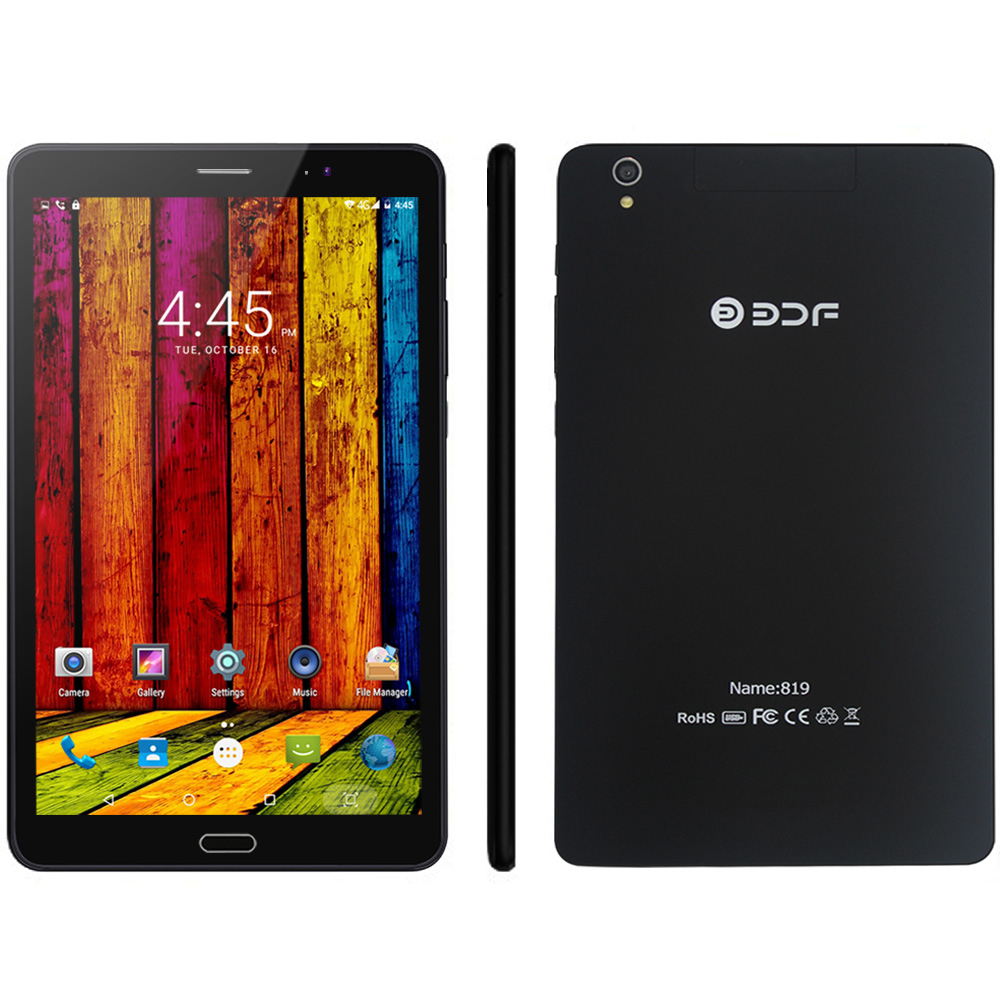 8 Inch 2g 3G 4G LTE SIM Card Mobile Phone Call Tablet Pc Octa Core Android 7.0 Tablets Pc 4GB +64GB Storage 5Mp+2Mp
