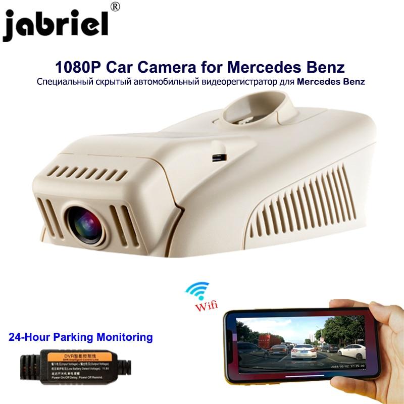 Recorder W204 C300 Mercedes-Benz Car-Camera Hidden 1080P Jabriel for C200 C260/C300/Glc180/..
