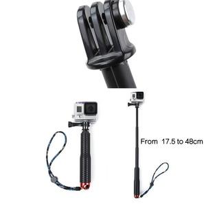 Image 5 - Gosear 水中一脚 Selfie スティックポール & リストバンド移動プロ囲碁プロヒーロー 5 4 3 プラス 2 Sjcam Xiaomi 李 4 18k アクションカメラ