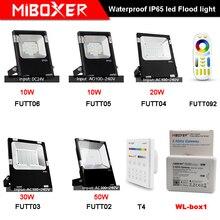 Miboxer 10W/20W/30W/50W LED Flood light waterproof IP65 RGB+CCT led Outdoor lamp Garden Light FUT092/T4 2.4G remote