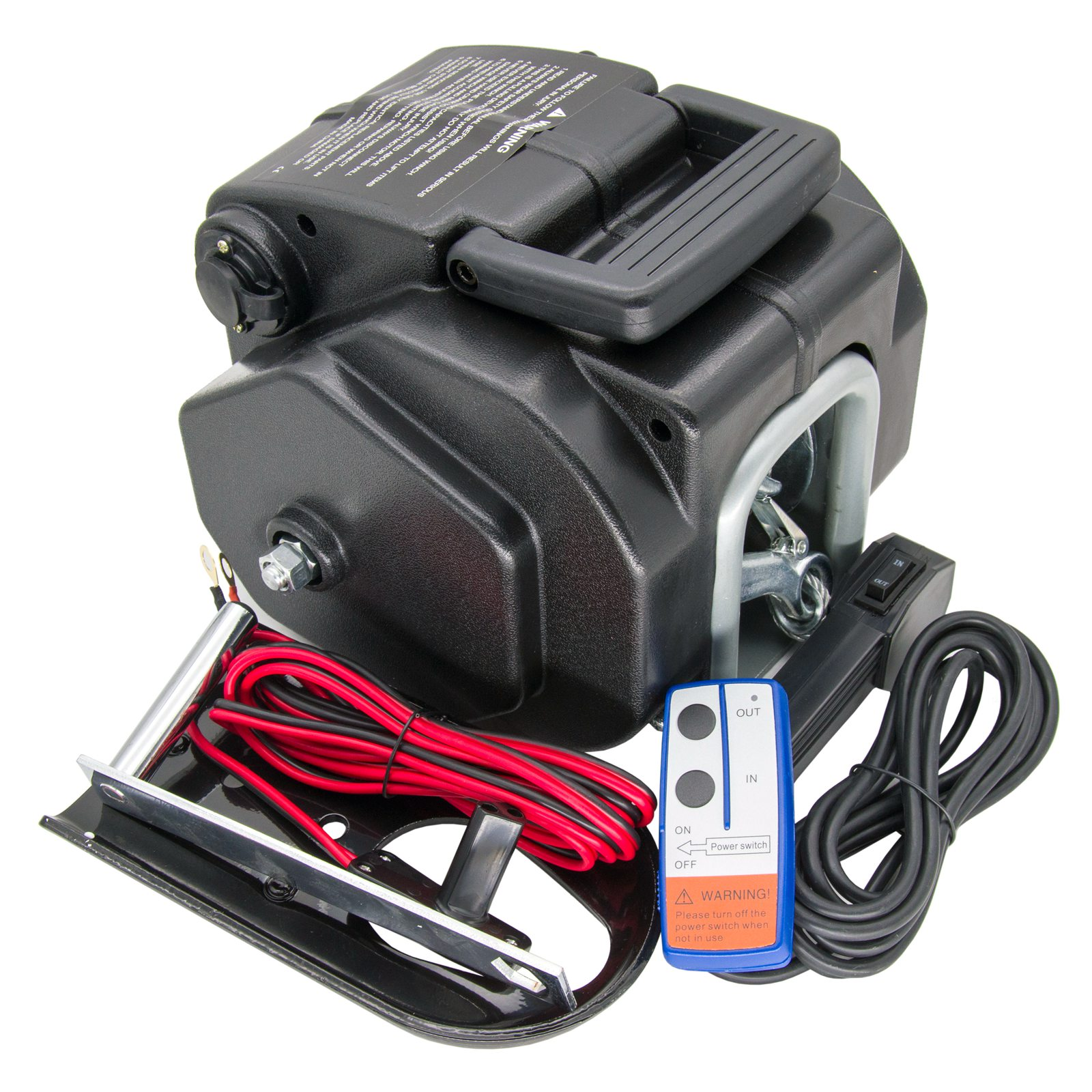 Power winch portable Portable Electric