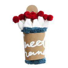 Прямая поставка; ; повседневные домашние носки-тапочки для девочек; Модные женские теплые зимние носки; бархатные носки кораллового цвета; Nov.27