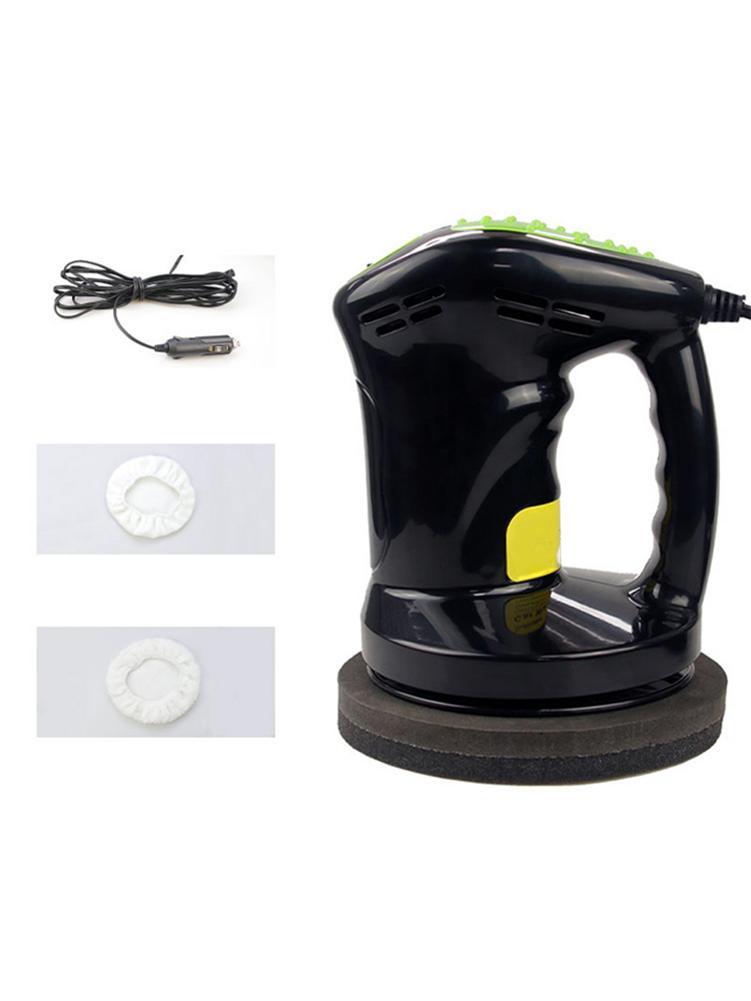 12 v carro maquina de enceramento polidor de pintura do carro cuidados de carro polimento ferramenta