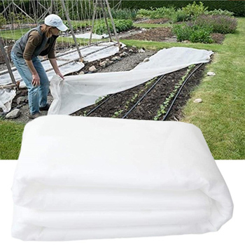 Manta flotante de 1,6x9 Para planta, cubierta blanca de 5x25 pies Para...