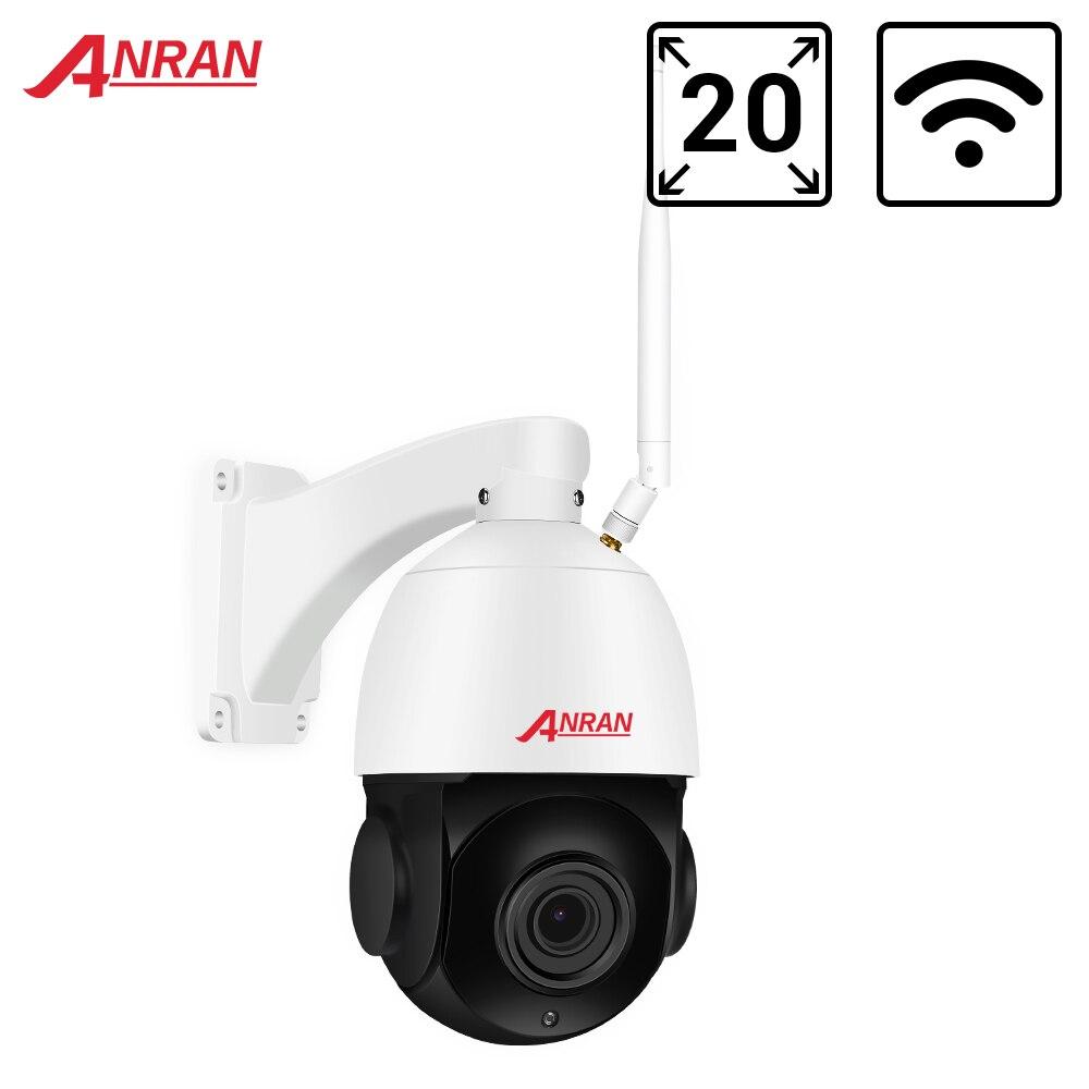 ANRAN PTZ IP камера 2MP наружная скоростная купольная камера безопасности CCTV камера 30x Zoom видеонаблюдение Onvif водонепроницаемое ночное видение