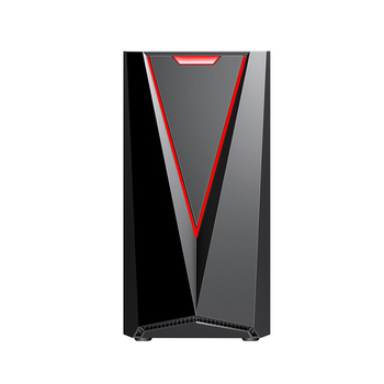 IPASON CHEAP Gaming PC Intel 8th Gen G5400 RX560 4G 16G RAM support DVI/HDMI/DP Desktop Computers For Game LOL/TOMB RAIDER/WOW 4