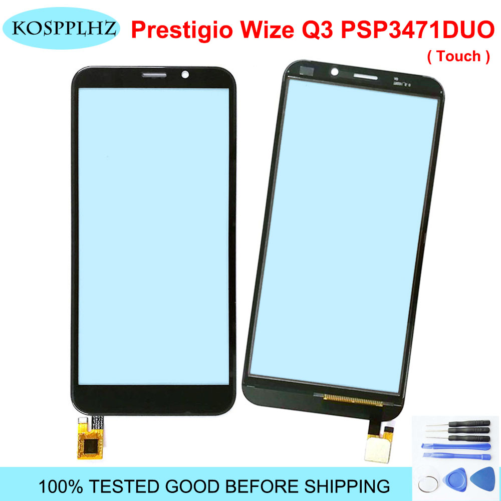 Touchscreen Sensor For Prestigio Wize Q3 Psp3471duo Psp 3471 Duo Psp 3471 Touch Screen Panel Repair Parts (no LCD Display)