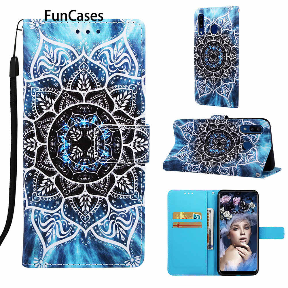 Cases For Cover Samsung J4 Plus Flip Wallet Case Book Samsung Galaxy J4+ A30 A40 A50 A70 A750 J6 2018 Plus A10 A20 A40S Estojo