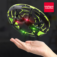 Drone UFO Flying Ball Toy Induction Aircraft Helicopter Mini Drone  Rechargeable Infrared Sensor Induced Aircraft Toy For Kids