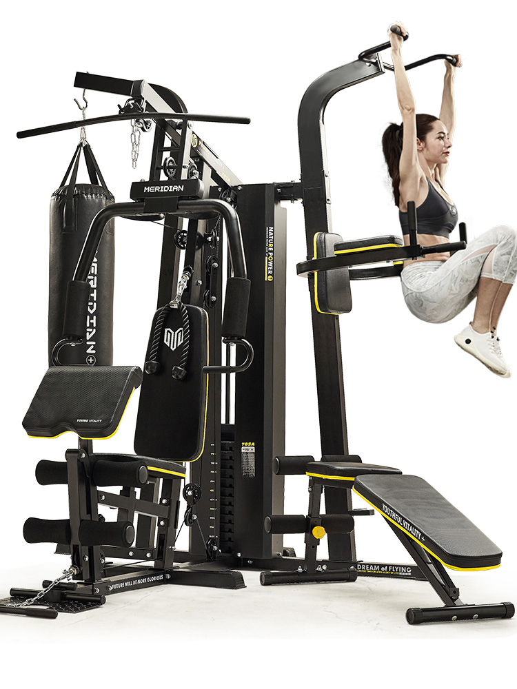 Fitness Equipment Home Suit Combination Multi-function Strength Training Fitness Equipment Home Comprehensive Training Device