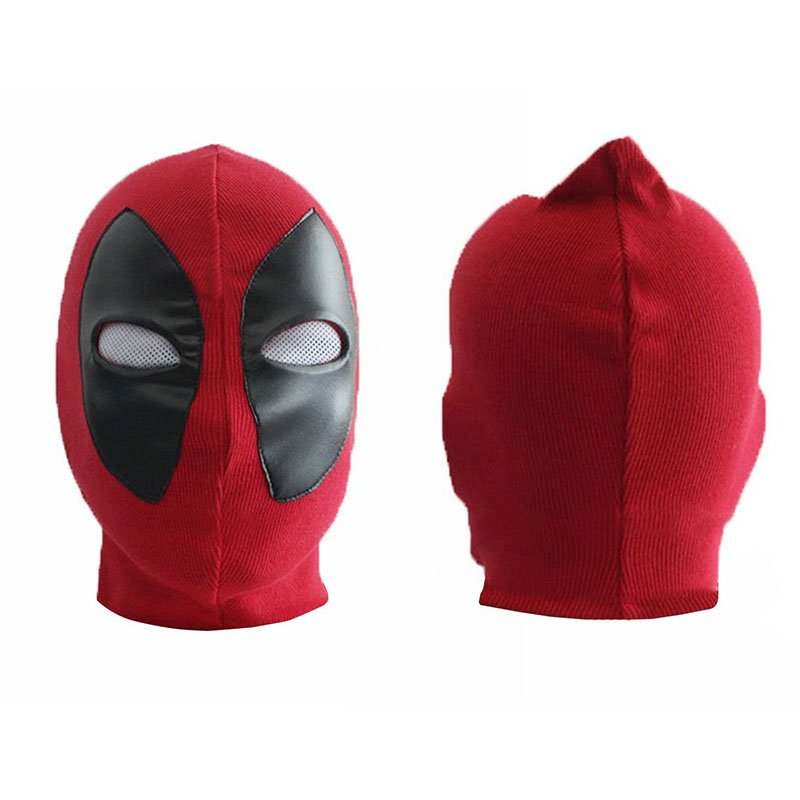 Halloween Props Deadpool Mask Weapon X Superhero Balaclava  Full Face Masks Cosplay Costume Hats