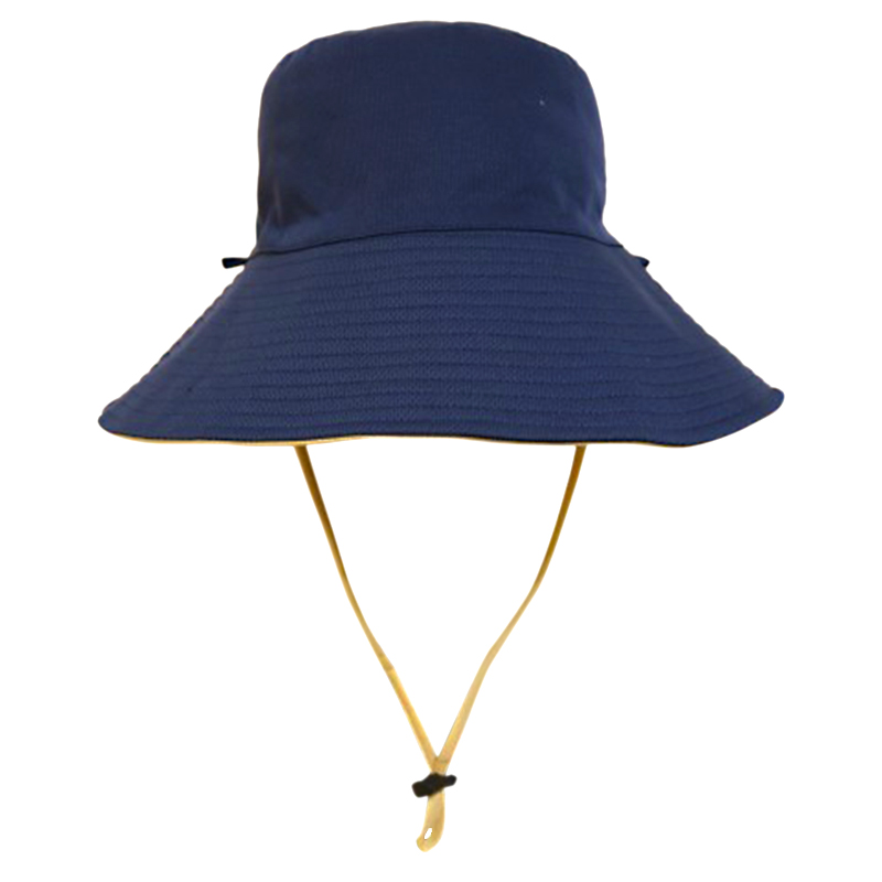 Sparsil Foldable 2Side Wearable Bucket Hat Women Wide Brim Summer Parent-Child Panama Hats Girl Anti-UV Beach Sun Caps With Rope
