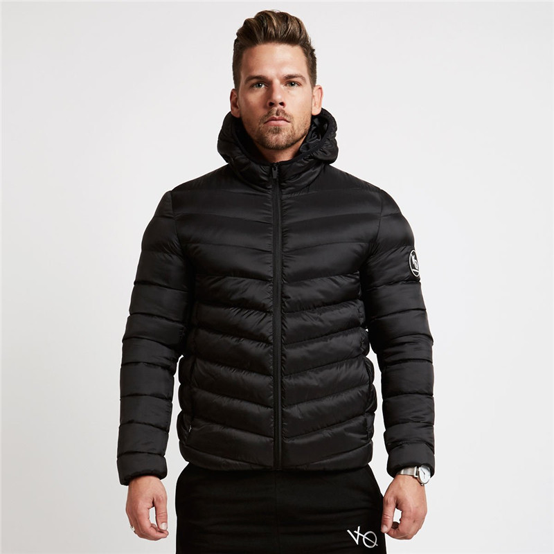 Fashion Thick Warm Winter Coat Men Hooded Casual Outdoor Man Down Jacket Parka Windbreaker Mens Overcoat 3 Colors