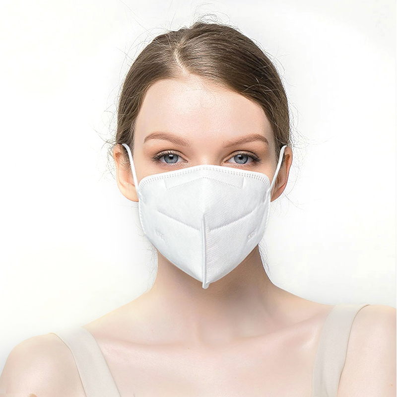 50pcs Respirator Mouth Mask PM2.5 Disposable Mask Anti Dust Mask  Face Protection Filters Against Droplet Mask