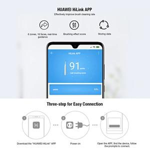 Image 4 - Lebooo Elektrische Sonische Tandenborstel App Controle Supersonic Beschermende Oplaadbare Sonic Trillingen Fourspeed Tandenborstel Van Huawei
