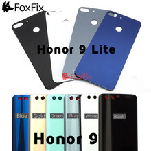Back Glass Cover For Huawei Honor 9 Lite Battery Cover Rear Door Honor 9 Back Housing Panel Case For Honor 9 Lite Battery Cover