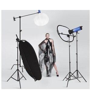 Image 3 - 100x150 سنتيمتر 5 في 1 عاكس التصوير عاكس ضوء كاميرا صغيرة محمولة عاكس ضوء مع حقيبة حمل عاكس للتصوير الفوتوغرافي