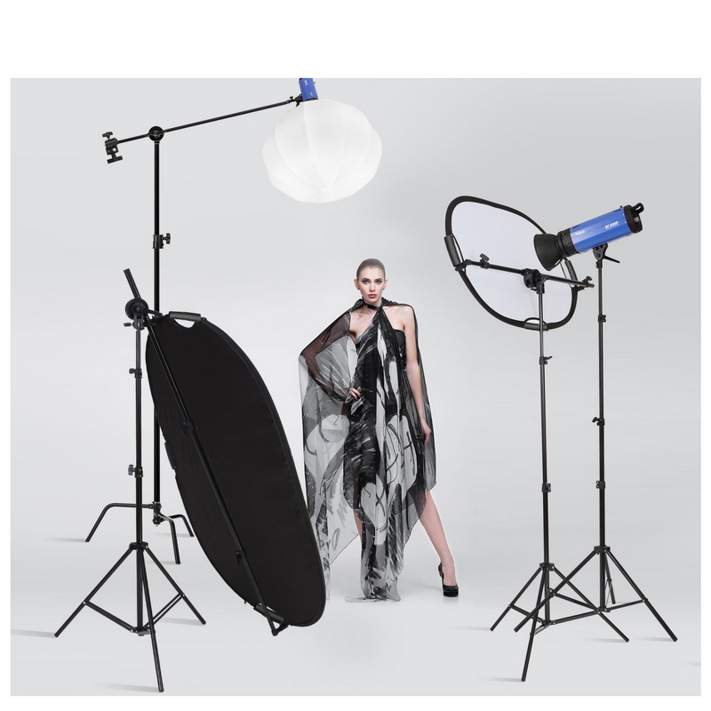 cheapest 100x150CM 5 in 1 reflector photography light reflector Portable Camera light reflector with Carry Case reflector for Photography