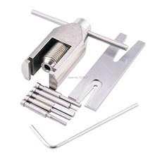 Universal Metal Motor Pinion Gear Puller Remover W010 untuk Walkera RC Drone RC Helicopter(China)