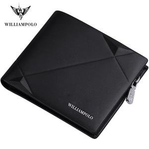 Williampolo Men's Slim Wallet