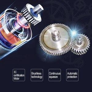 Image 3 - X5S ledデジタルオイルプレスステンレス鋼の温度制御ココナッツ核油ピーナッツバターオリーブオイルプレス