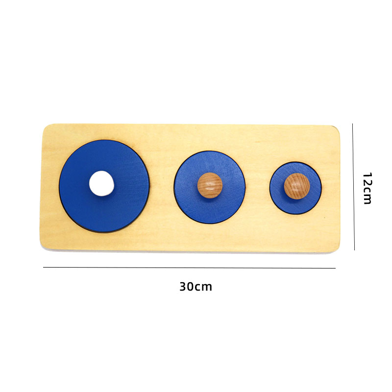 Kids Wooden Montessori Toys Memory Match Stick Educational Color Cognitive Geometric Shape Puzzles Toys For Children 43