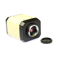 2.0MP HD 3 in 1 Industry Industrial Soldring Microscope Camera Digital Magnifier VGA USB AV TV Video Output for PCB Repair