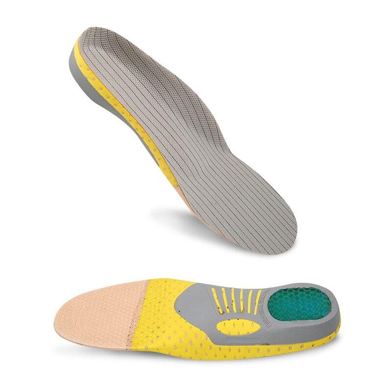 Ортопедические стельки из ПВХ, ортопедические стельки для плоской стопы, стельки для здоровья, Дышащие стельки для поддержки свода стопы, стельки для ухода за ногами