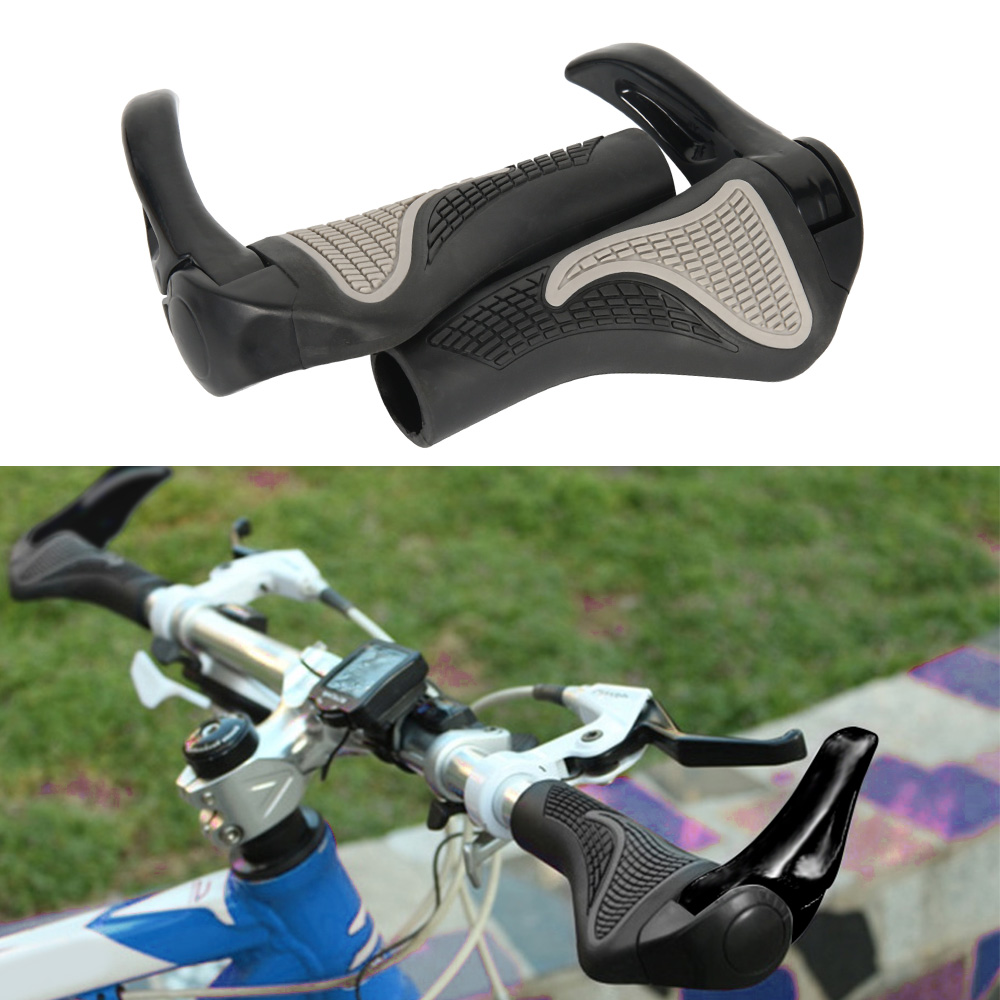 Carbon Fiber Cycling Bike Handle Bar End Grip MTB Road Bicycle Handle Bar End