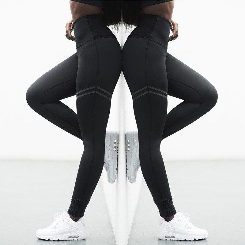 Mallas Deportivas De Mujer De S/ólido Color Pantalones De Yoga Leggings de Entrenamiento El/ásticos Transpirables Push Up Slim para Fitness Gimnasio