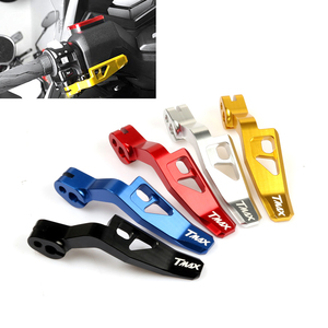 Motorcycle Accessories CNC Parking Brake lever For YAMAHA TMAX 500 2008-2011 TMAX 530 T MAX 530 TMAX530 T-MAX530 XP500 XP530