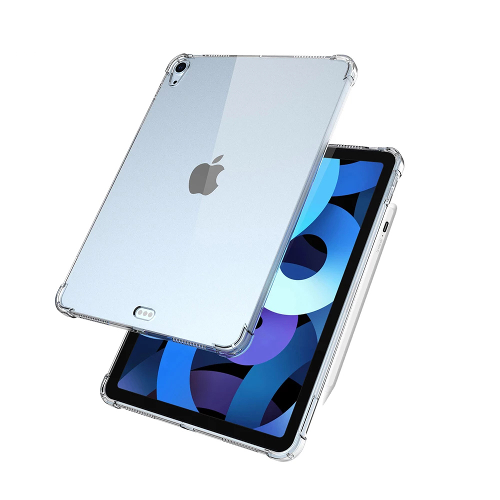 Shockproof silicone case for Apple iPad Air 4 10 9 7th 8th Generation 10 2 2020