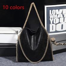 2019 Women Handbag Vintage PU Leather Fashion Chain Shoulder Bags for Women Messenger Bag Bolsa Feminina Handbags Women's Totes цена в Москве и Питере