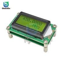 Medidor de frecuencia de 1MHz ~ 1200MHz para coche, PLJ-0802-E automático, LCD, 0802, módulo de pantalla Digital, CC de 9V ~ 12V