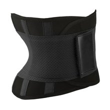 Comfortable Women Body Shaper Slimming Shaper Belt Sport Ladies Waist Trainer Cincher Control Burning Body Tummy Belt