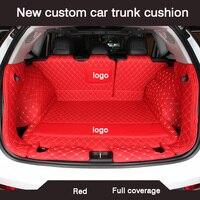 HLFNTF Neue custom car stamm kissen für Dodge Challenger Journey Kaliber Avenger Ladegerät wasserdichte auto zubehör auf