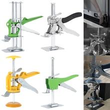 4 Types Tile Locator Regulator Wall Level Heighter Riser Handheld Height Lifting Leveler Adjuster Positioner Construction Tool