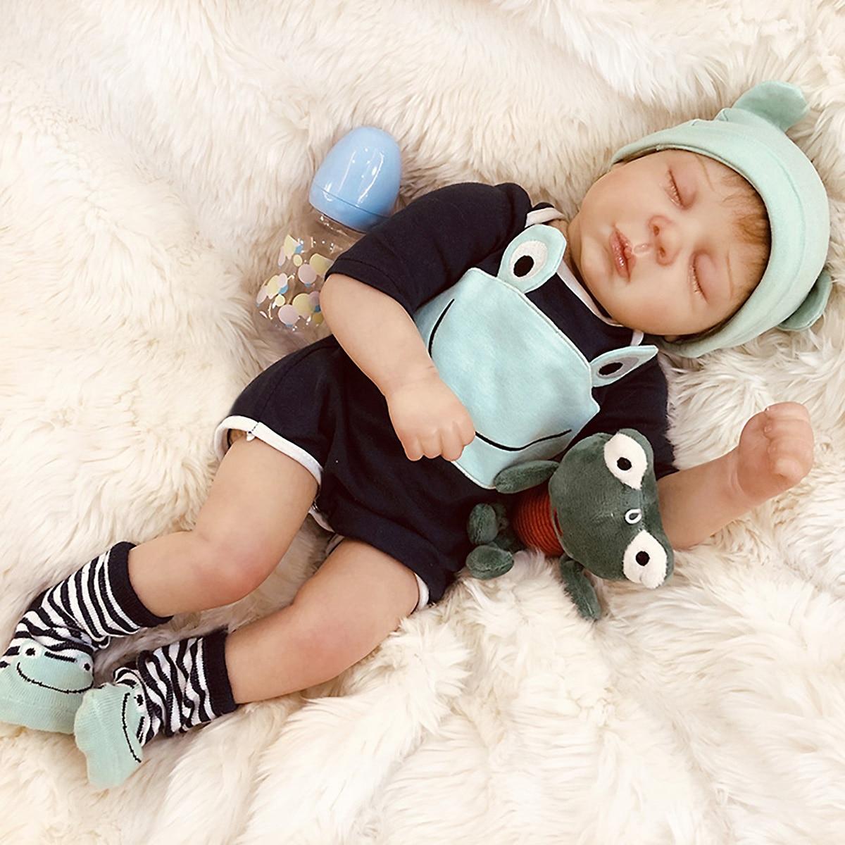 AWW! Reborn Puppe Junge 20