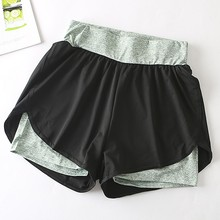 Seamless Shorts Yoga Fitness Suit Sexy Summer Workout Clothes For Women Sportswear Sports Outfit Gym Quick Dry Leggings