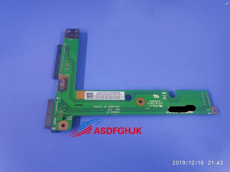 Original For ASUS X540S X540SC X540SA IO Board HDD Hard Drive Connector Board 100% Perfect Work