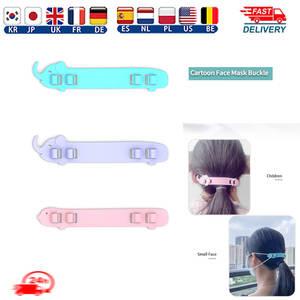 Mask Anti-Slip Adjustable 4pcs Buckle-Holder-Accessories Extension-Hook Ear-Grips Pig